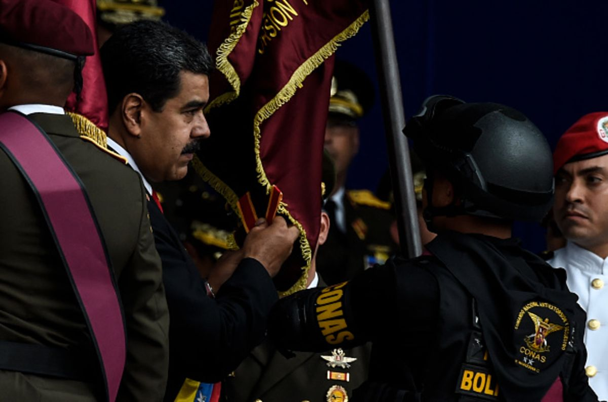 Προετοιμαστείτε - η κατάρρευση της Βενεζουέλας πλησιάζει