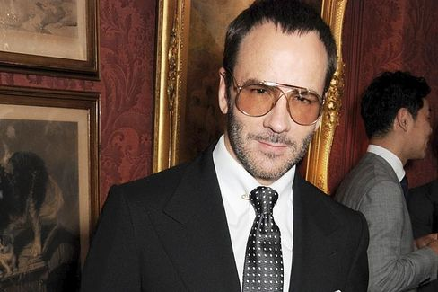 Maybe He's Born With It? Tom Ford Launches Men???s Beauty Line