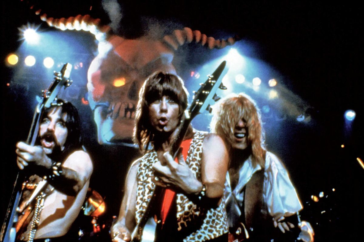 This Is Spinal Tap's $400 Million Lawsuit - Bloomberg
