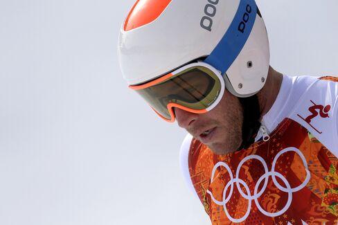 U.S. Skier Bode Miller