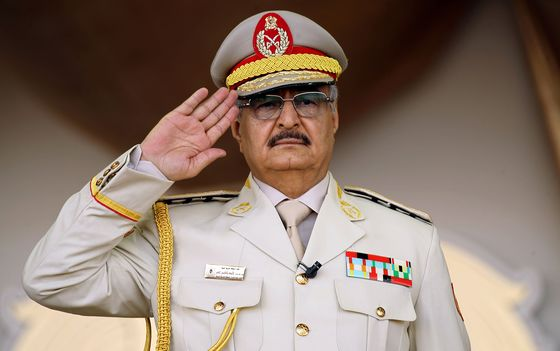 Libya Clashes Resume as Warlord Haftar Tries to Seize Oil Field