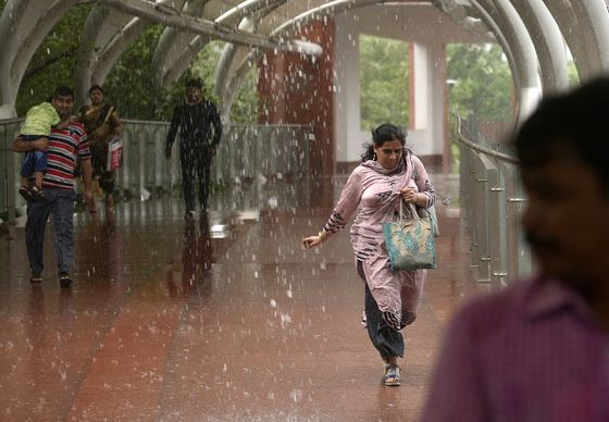 Freak Weather Poses New Risk to India's Renewables Goals