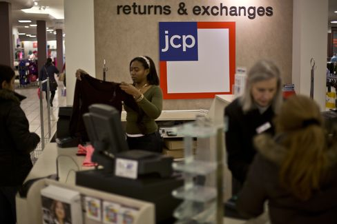 J.C. Penney Posts Wider Net Loss as Johnson Turnaround Stumbles