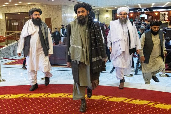 These Are the Shadowy Taliban Leaders Now Running Afghanistan