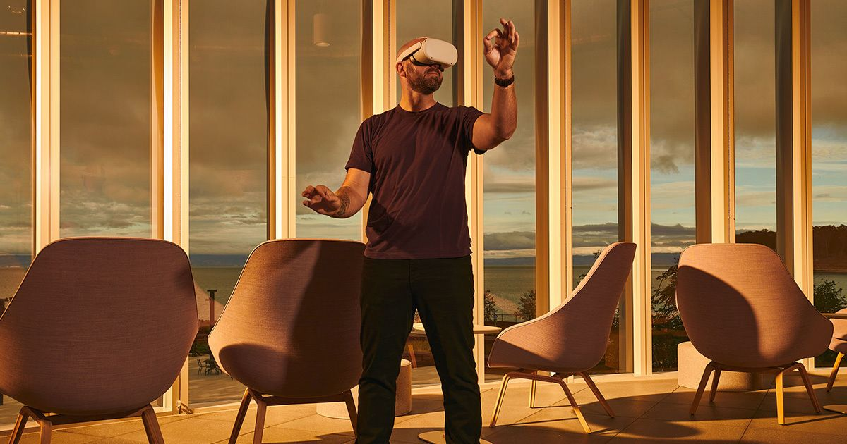 Who's Building Facebook's Metaverse? Meet CTO Andrew Bosworth