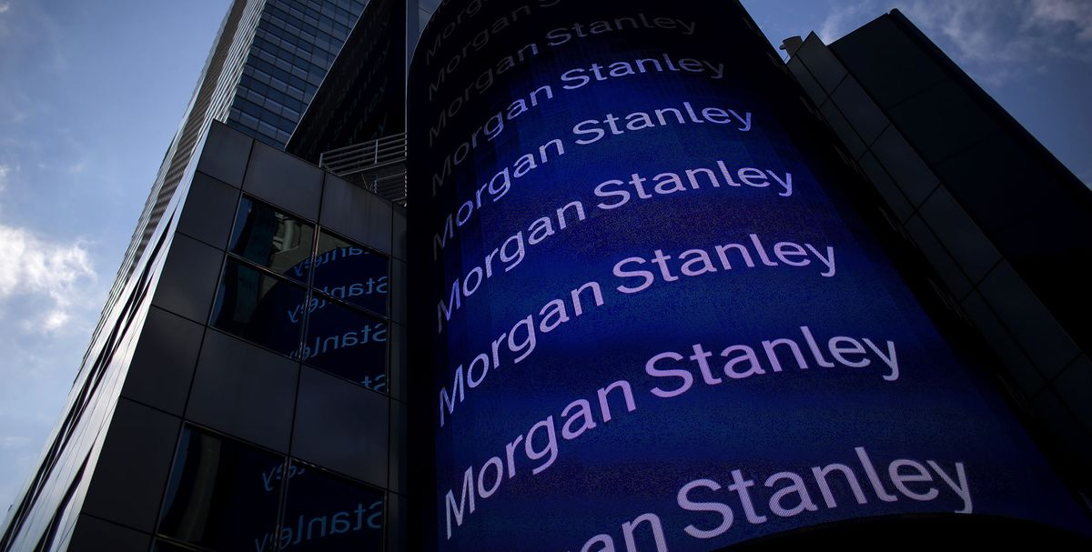 Morgan Stanley Bitcoin Swap Trading For Clients - Bloomberg