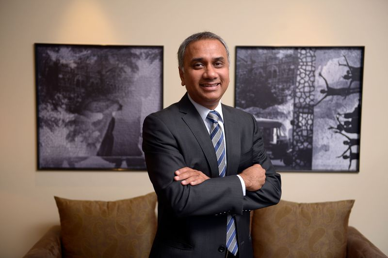 Salil S Parekh, new CEO of Infosys