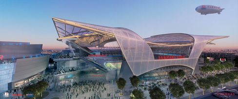 Los Angeles City Council Approves AEG's Plan for NFL Stadium