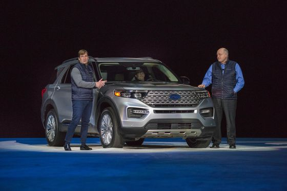 The Detroit Auto Show Has Run Out of Gas