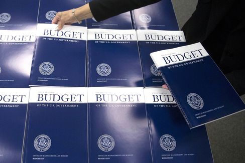 Republicans Hit Obama Budget on Spending in Sign of Battle Ahead