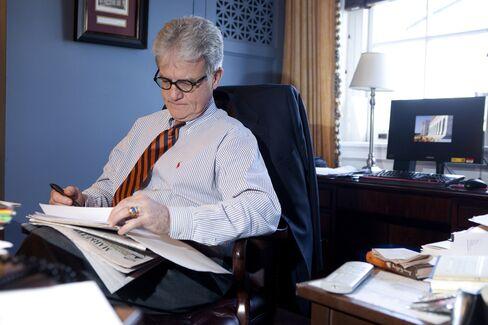 U.S. Senator Tom Coburn