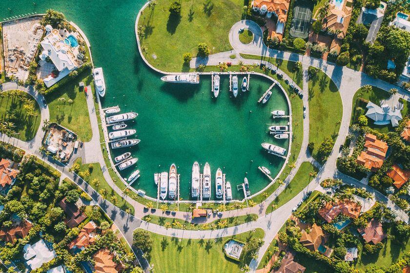 relates to South Florida Mansion Sales Surge as Tax Exiles Seek Savings
