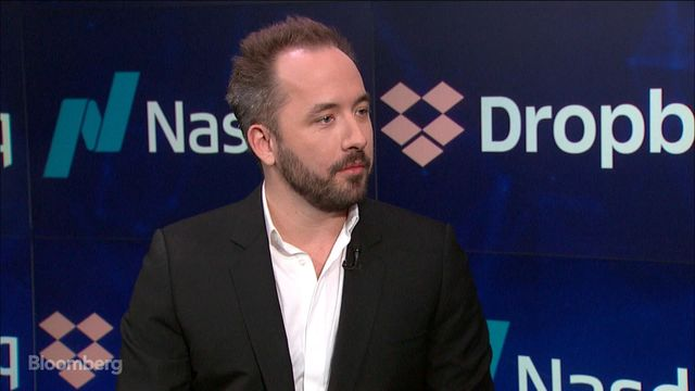Dropbox raised the price range for its IPO