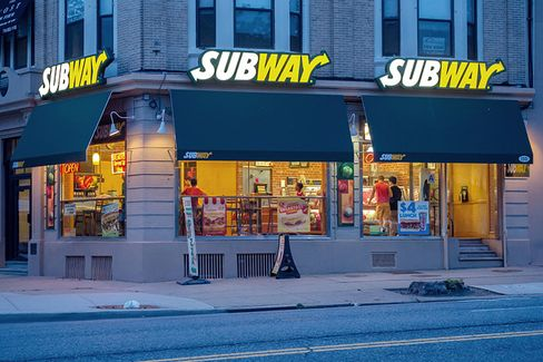 Three Sandwich Rivals Trying to Shave a Few Inches Off Subway's Footlong Empire