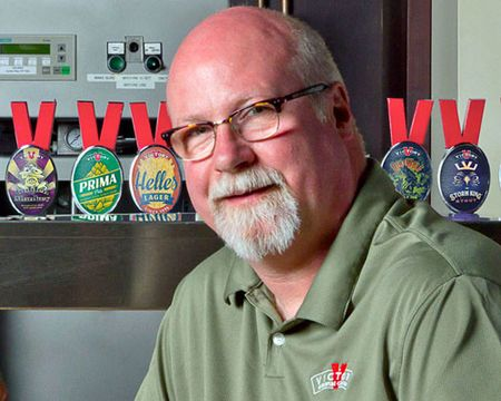 Ron Barchet, co-founder of Victory Brewing Co.