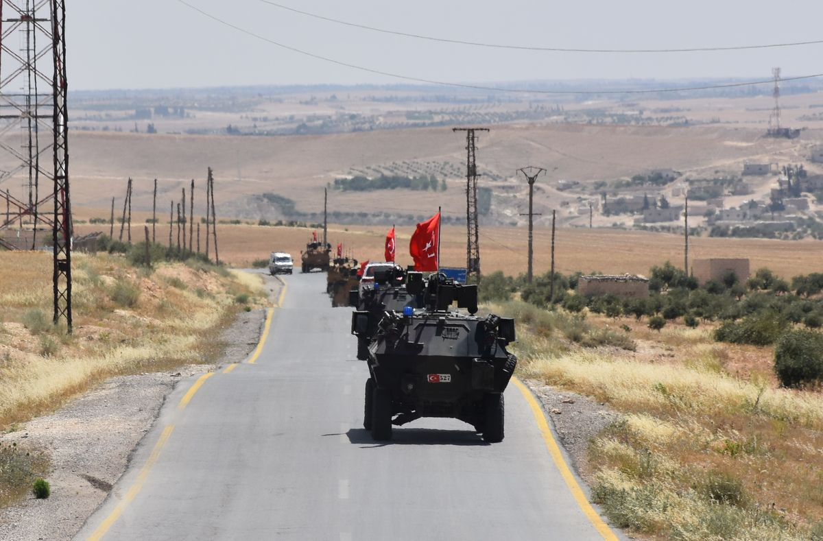 Turkey Edges Closer to Attacking Kurdish Stronghold in Syria