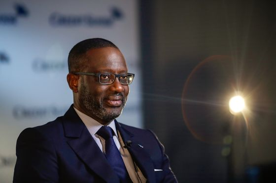 Credit Suisse's Spying Scandal Started With a Fight at a New Year's Party