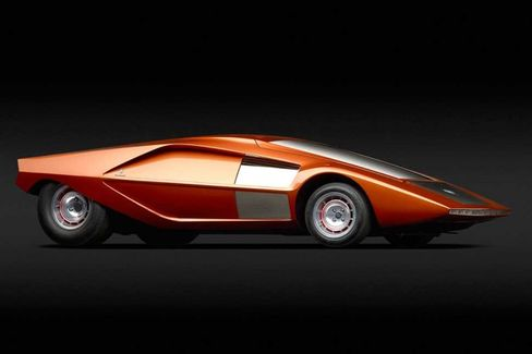 Rediscovering the Future With Old-Time Concept Cars