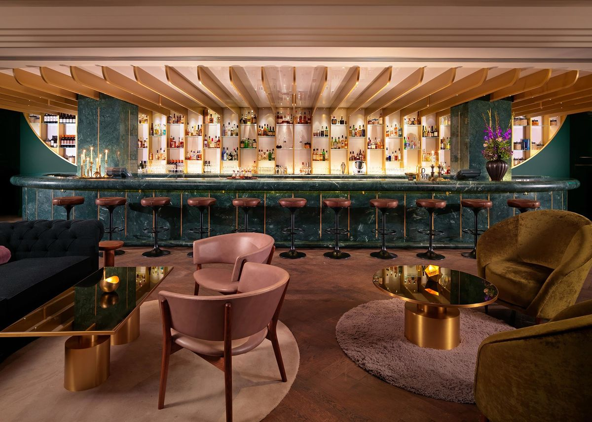 These Are the Top 50 Bars in the World