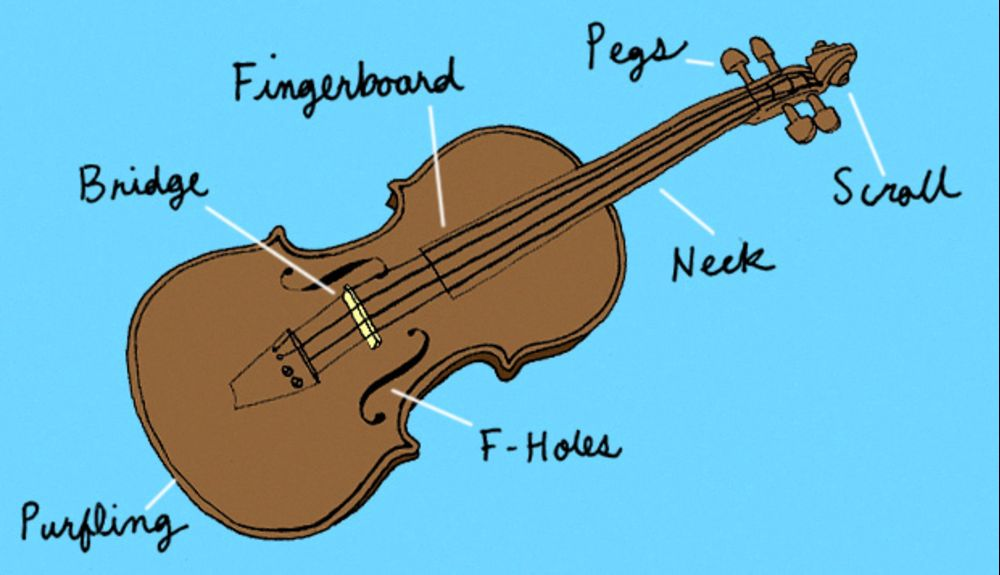 This Thing Wont Play Second Fiddle What Makes A Strad A Strad