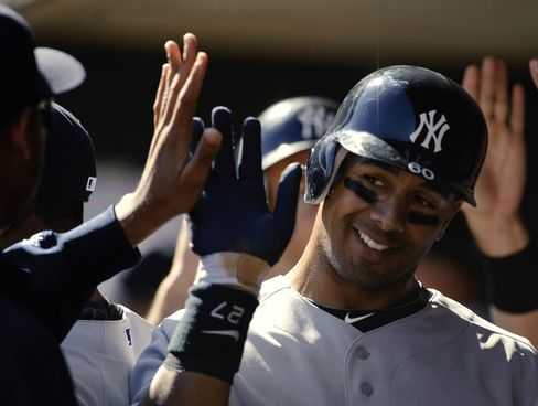 Yankees Beat Twins 8-2, Maintain Lead Over Orioles in AL East