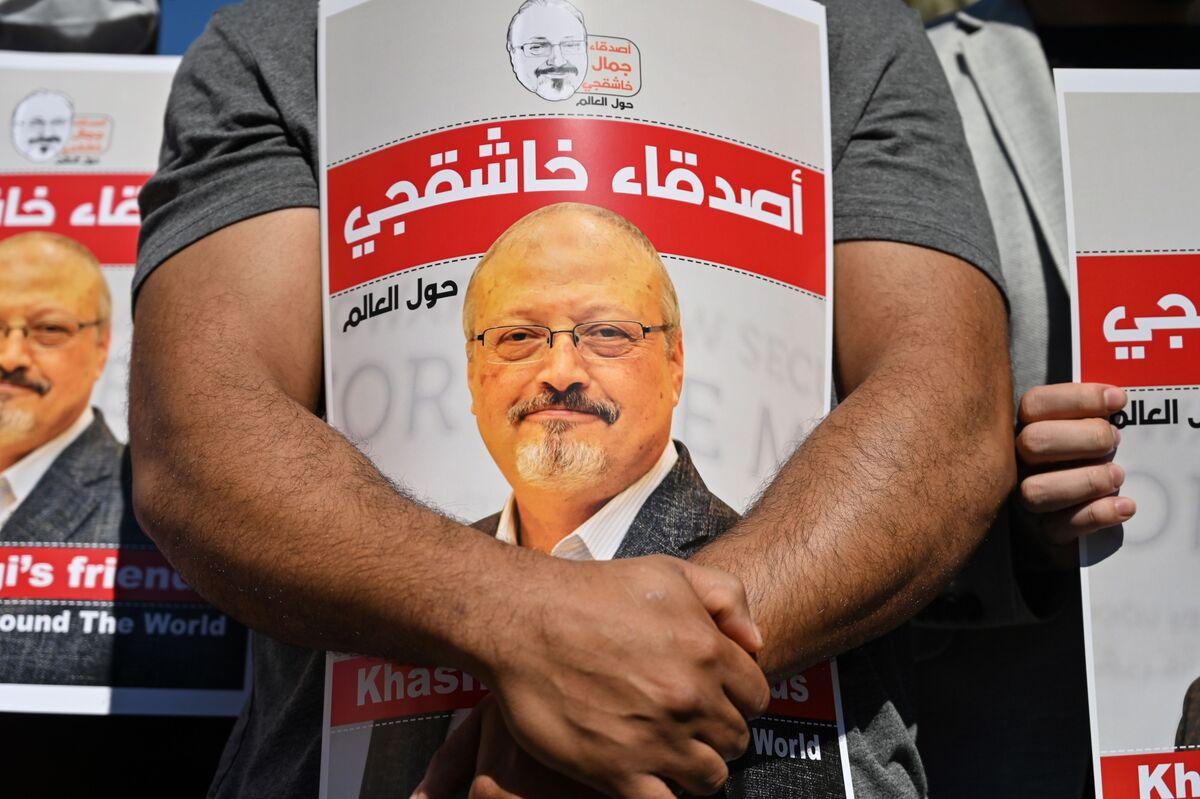 Saudi Shares Drop as U.S. Pins Khashoggi Murder on Crown Prince