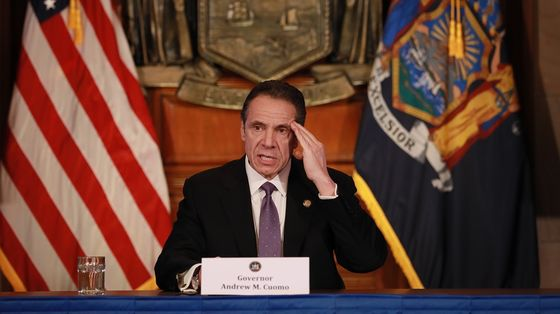 Cuomo Announces Phased Plan to Reopen New York; Deaths Drop