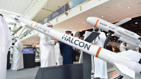 UAE to Supply First Air Missile Defense to Germany's Rheinmetall