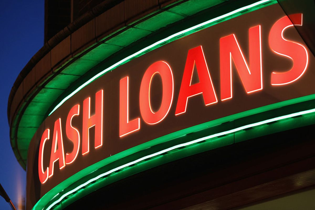 Risky Loans Aren't Just for the Market's Insiders