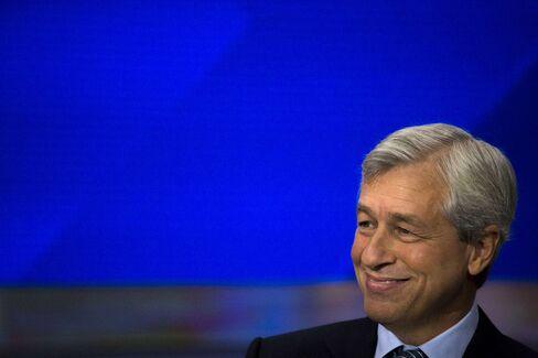 JPMorgan Chase's boss, Jamie Dimon.