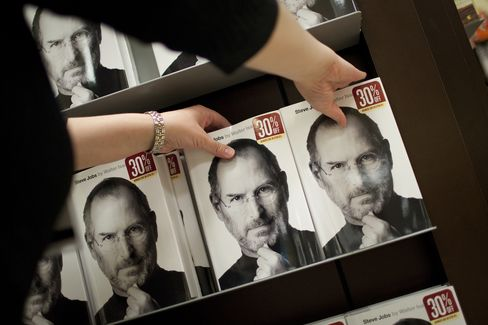 Isaacson's Steve Jobs Rages, Weeps, Adds Sex to Tech