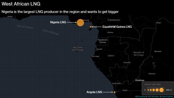Africa Oil Giant Needs $12 Billion to Avoid Missing LNG Boat