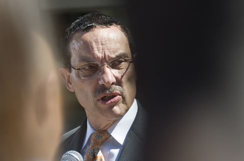 Washington D.C. Mayor Vince Gray