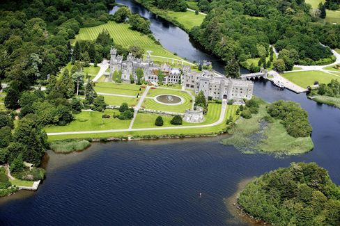 Ireland's Most Costly Hotel on Sale for 50% Less Than 2007 Value