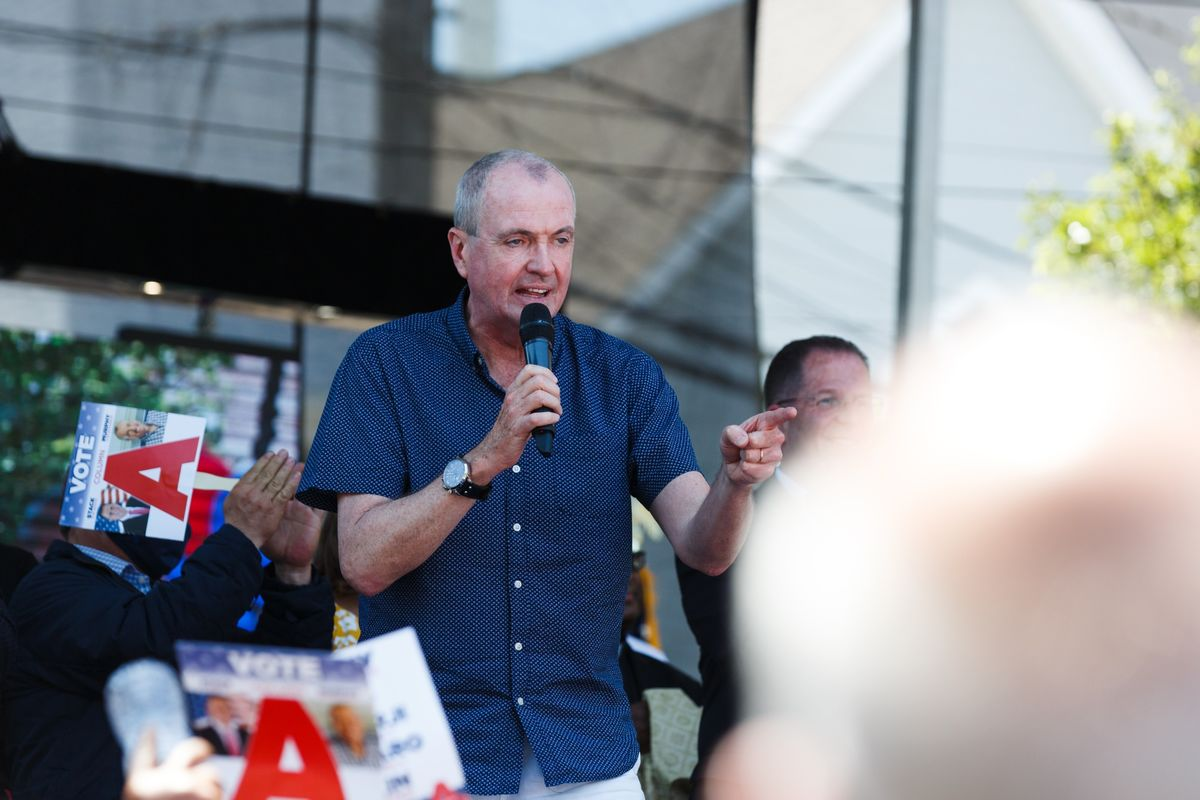 Murphy's Lead in New Jersey Governor Race Has Narrowed, Poll Says