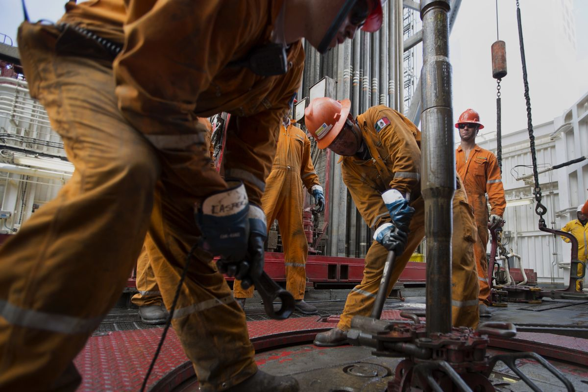 Mexico's Giant Oil Find May Not Be Cure-All for Ailing Pemex