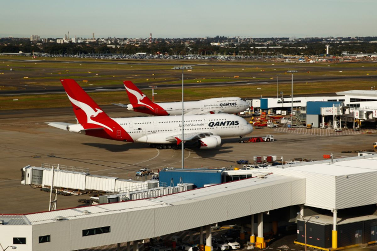 Ultimate Flight Nearer as Qantas Refines Plan for London