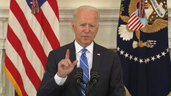 Biden Dismisses Inflation Worries, Warns on Hiring Difficulties