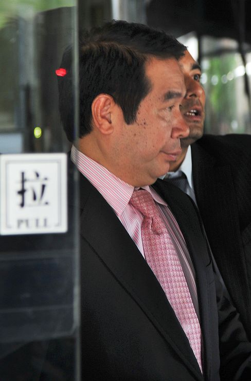 Birmingham International Holdings Ltd. Chairman Carson Yeung