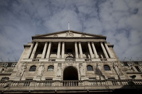 BOE Big Mistakes in Forecasting Seen to Require Lesson-Learning