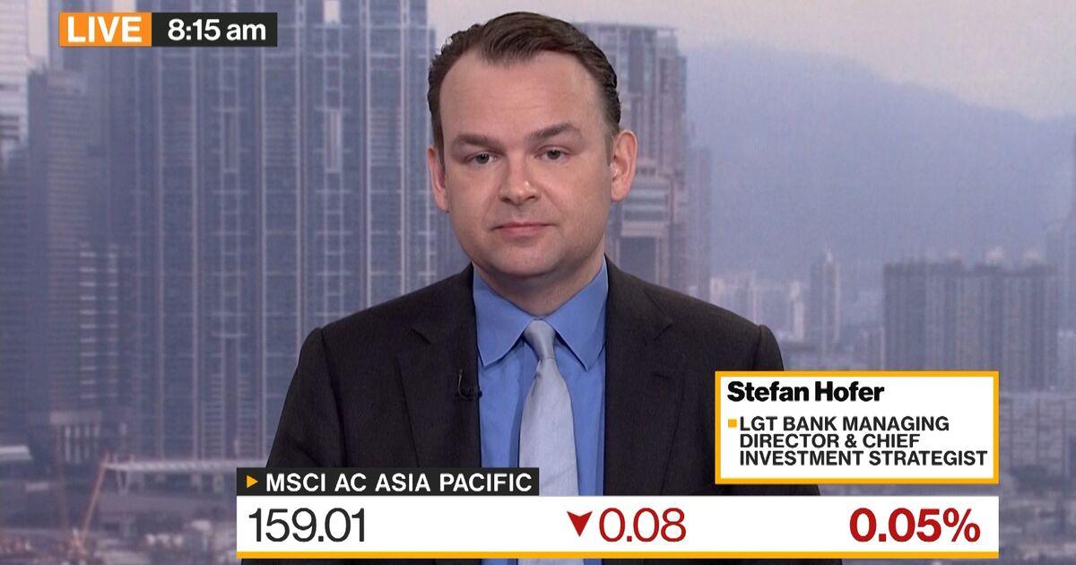 Stefan Hofer, Chief Investment Strategist LGT Bank, on Asian Stocks, Yuan, U.S.-China Trade War