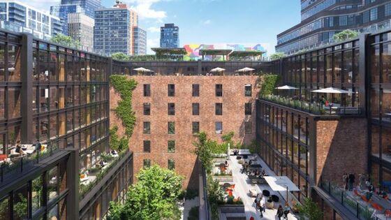 Blackstone, Goldman Lead $1.25 Billion Bet on NYC Offices