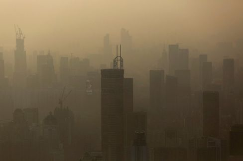 After Declaring War on Smog, China Gets Around to Updating Its Environmental Laws