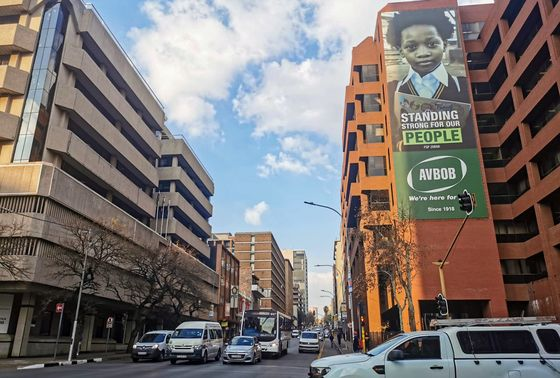 The Grim Business of Covid-19 Sweeping South Africa