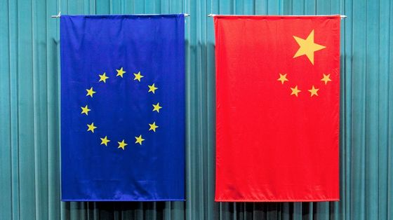 EU Pushes Back on China With Powers to Thwart State-Backed Firms