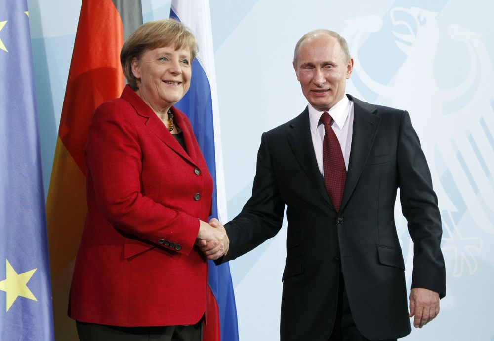 Image result for Putin as German asset or agent