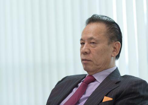 Universal Entertainment Chairman Kazuo Okada