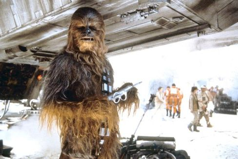 The Guy in the Chewbacca Suit Returns and Other Star Wars: Episode VII Casting News