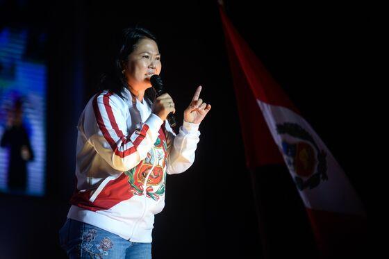 Fujimori to Recognize Peru's Vote Results in Near-Concession