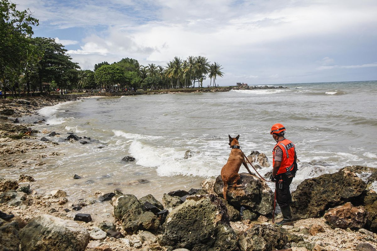 Indonesia Withdraws Tsunami Warning Issued After Powerful Quake